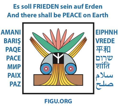 The Correct Peace Symbol / FIGU INFO / Free Download