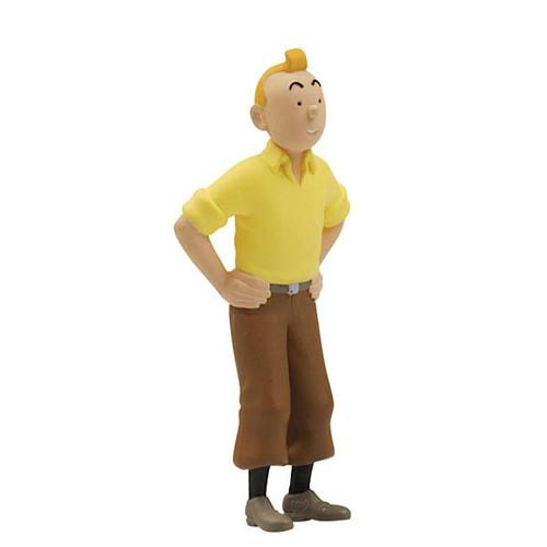 Tintin Figure Hands on Hips