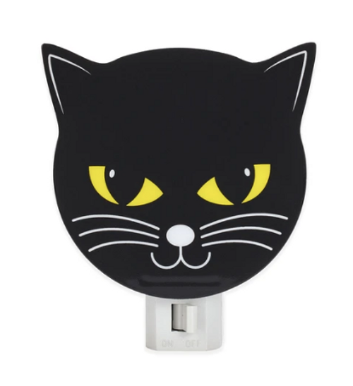 Black Cat Nightlight