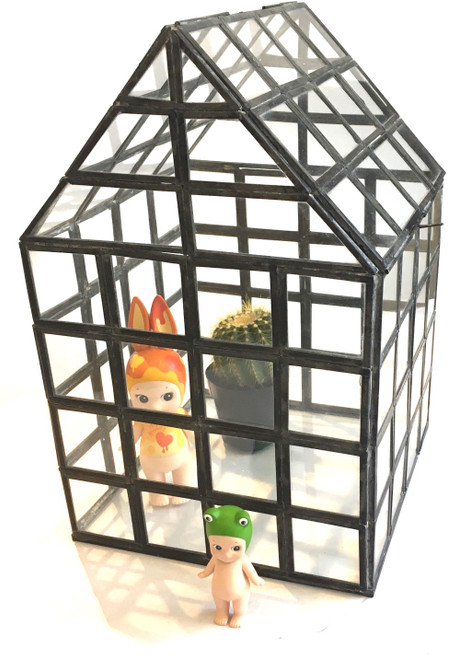 Glass House 3 Terrarium Squares