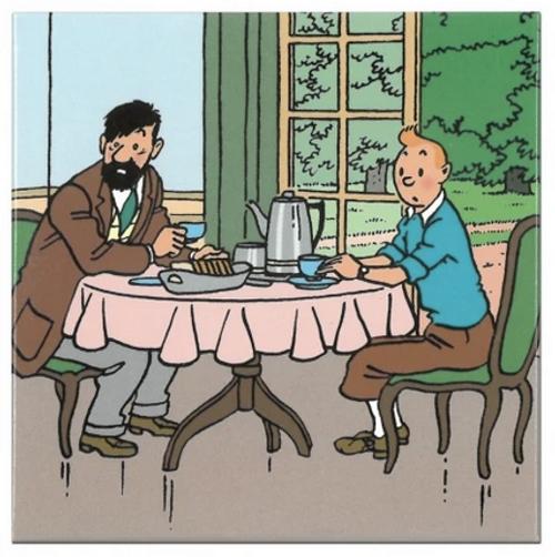 Tintin Magnet Breakfast