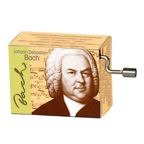 "Music Box Johann Sebastian Bach / ""Air on G String"""