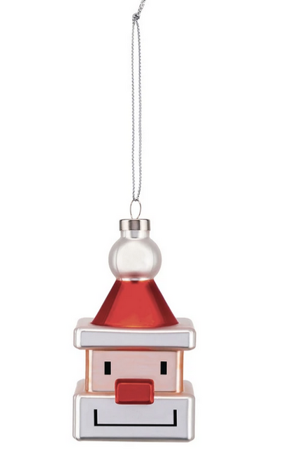 Le Palle Quadrate / Santa Cube Holiday Ornament
