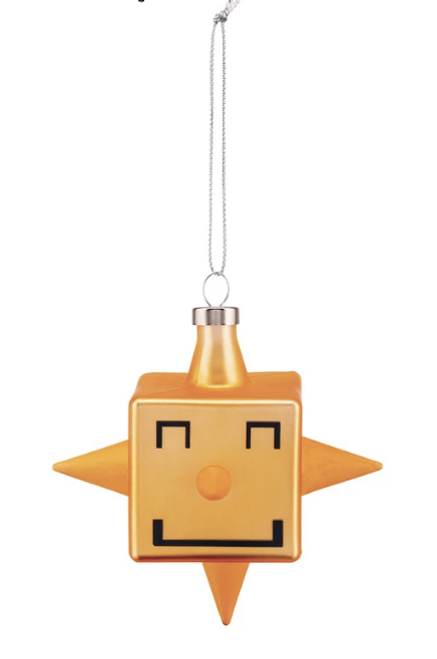 Le Palle Quadrate / Cubik Star Holiday Ornament