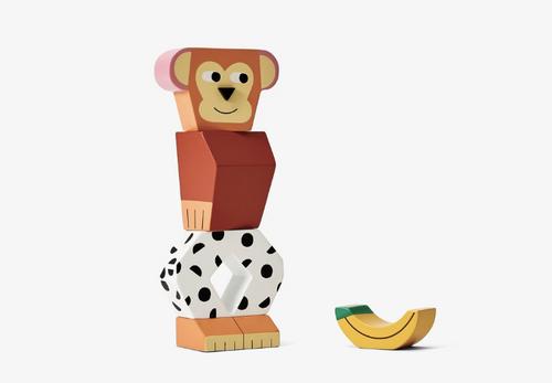 Block Party Monkey