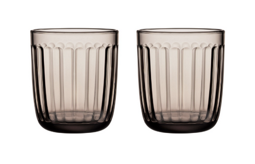 Raami Tumbler 26cl linen / Set of 2