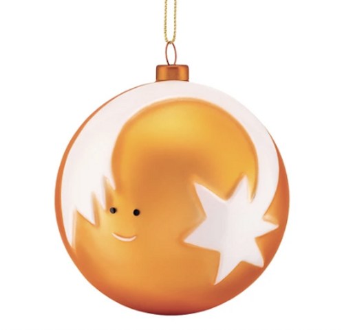 Palle Stella Cometa Holiday Ornament
