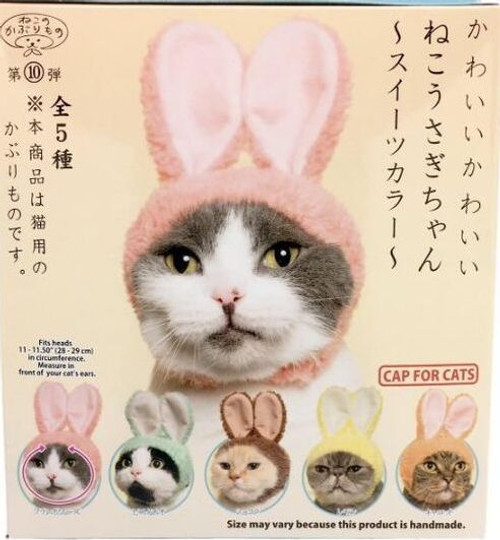 Cat Cap Rabbit