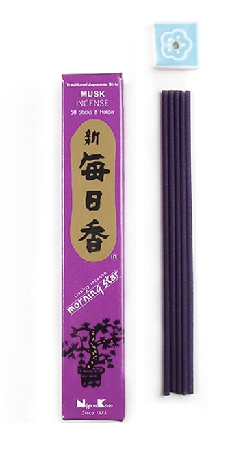 morning star musk incense