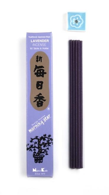 nippon kodo lavender stick incense