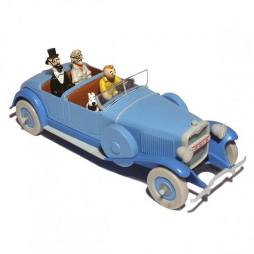 Tintin Car / Lincoln Torpedo / Cigars of the Pharaoh