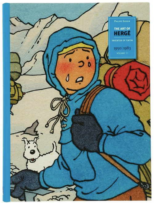 Tintin The Art of Hergé / Volume 3