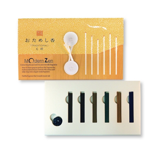 nippon kodo modern zen incense
