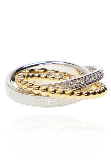 vivienne westwood cerces triple ring 1