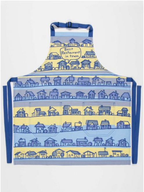blue q best restaurant apron 2
