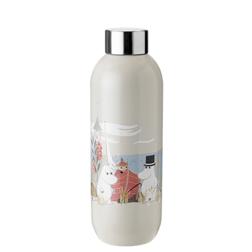moomin sand keep cool bottle