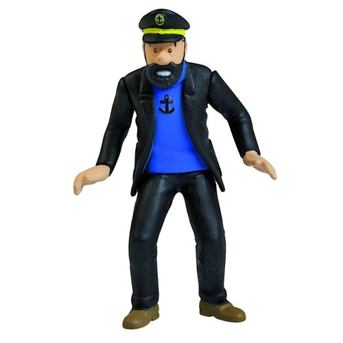 tintin figure haddock rally