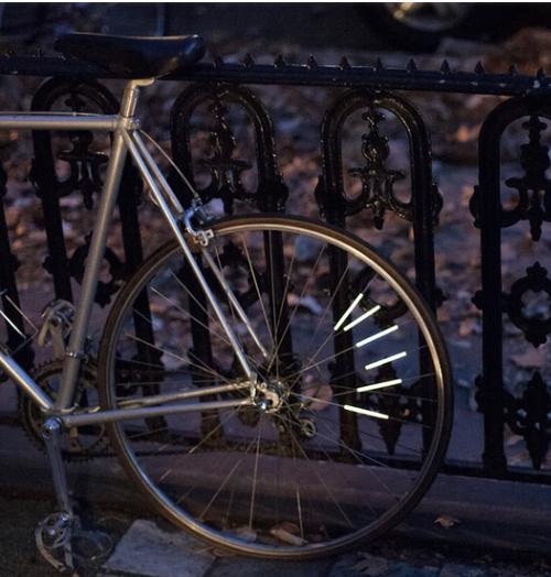 bike spoke reflectors