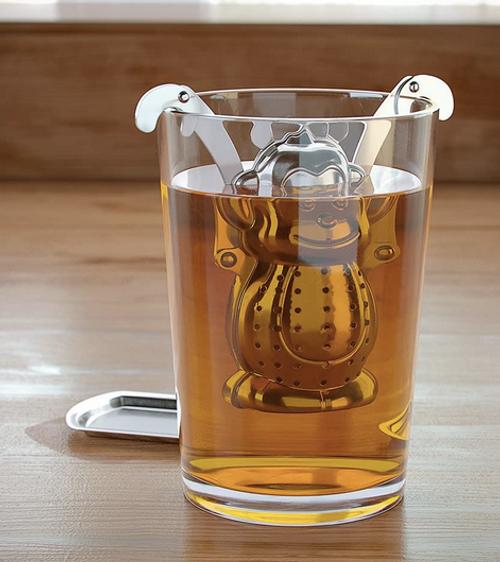 Monkey Tea Time