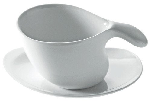 Bettina Espresso Cup and Saucer / Set for 4