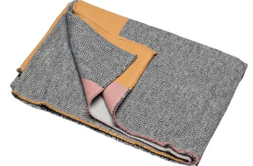 david fussenegger nova colour block blanket 2