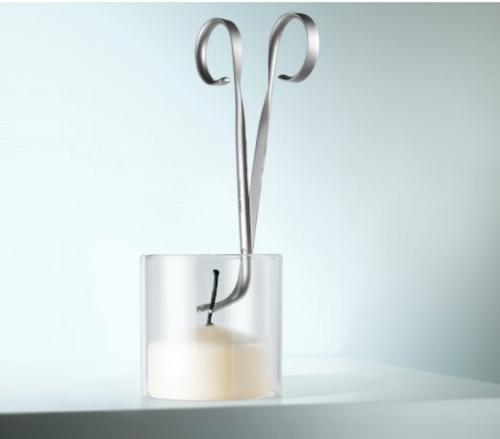 rubis switzerand candle wick scissors 90 degree angle