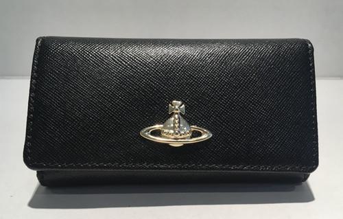 vivienne westwood key wallet black