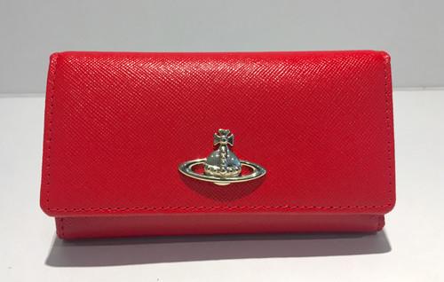 vivienne westwood key wallet red