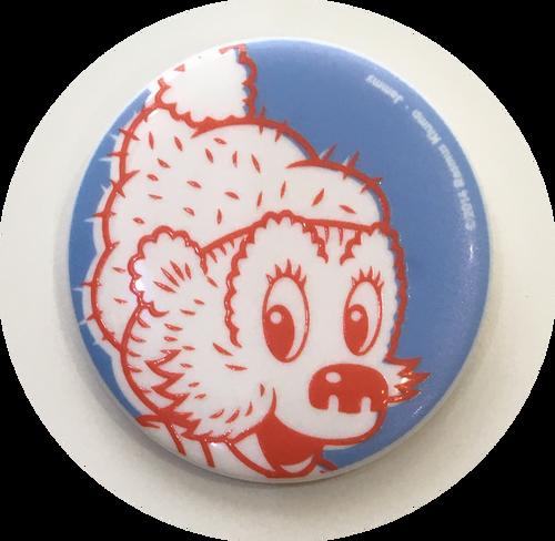 rasmus klump badge face