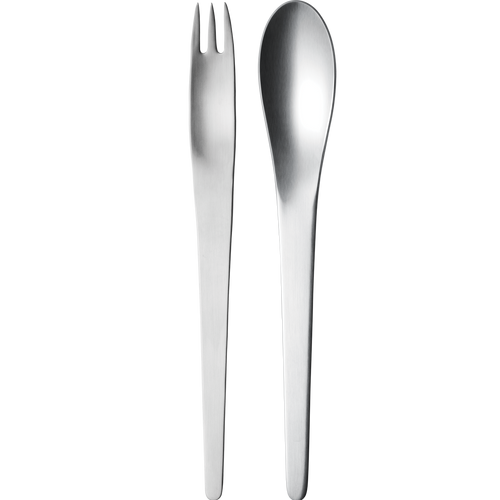georg jensen aj salad servers