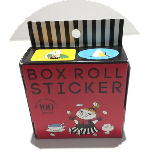Moomin Mini Stickers Box of 100