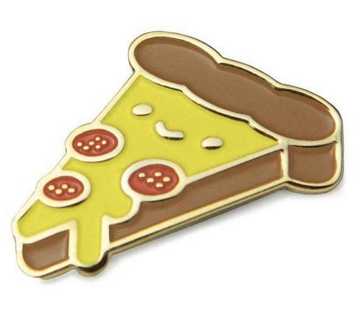 pizza enamel
