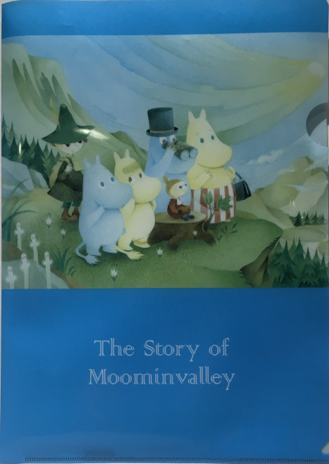 Moomin folder moominvalley