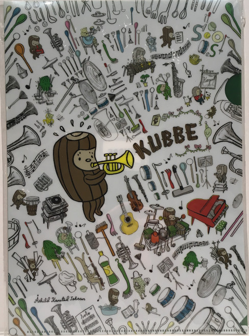 kubbe folder by Åshild Kanstad Johnsen