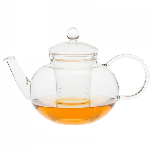 Miko Glass Teapot 1.2L
