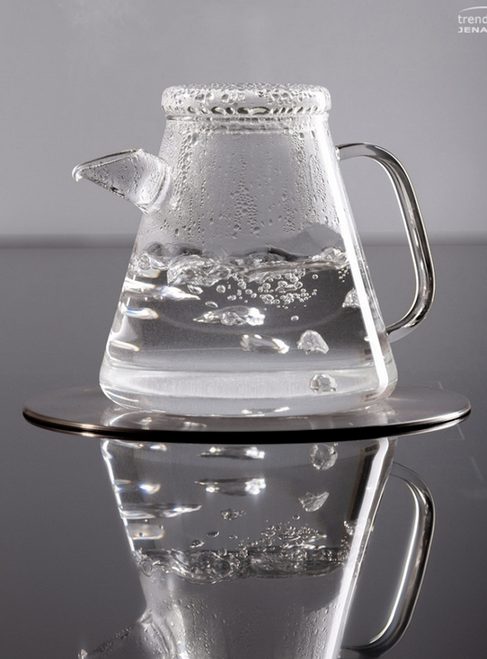 trendglass vesuv glass kettle