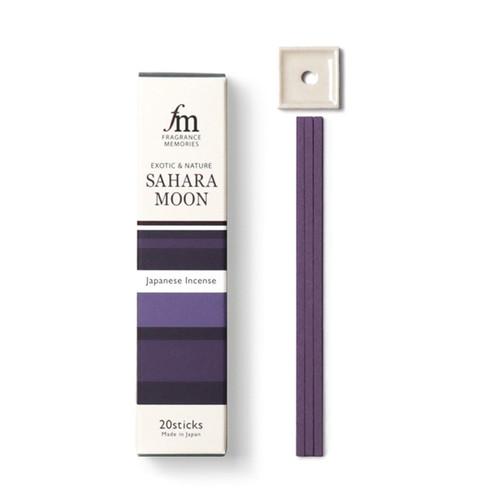 nippon kodo sahara moon incense