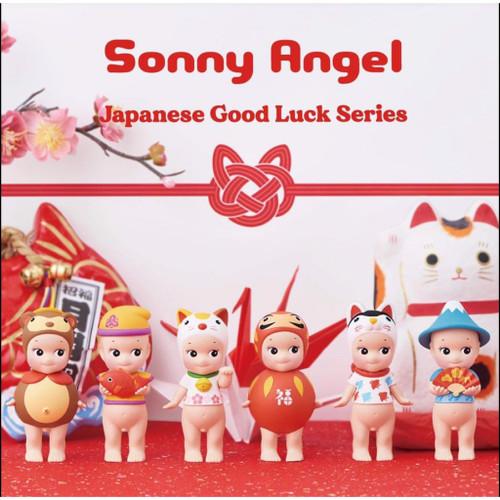 sonny angel japanese good luck 1