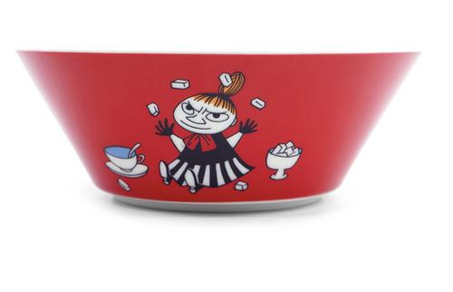 arabia moomin little my bowl 2