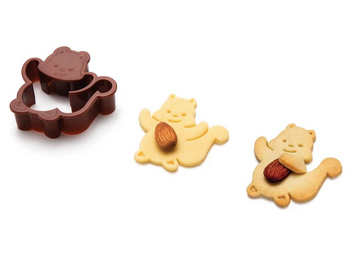 monkey business nutter squirrel shaped cookie cutter 1