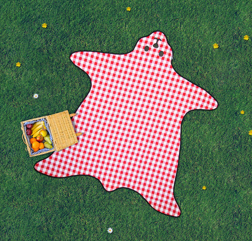bear picnic blanket rug suckuk 1