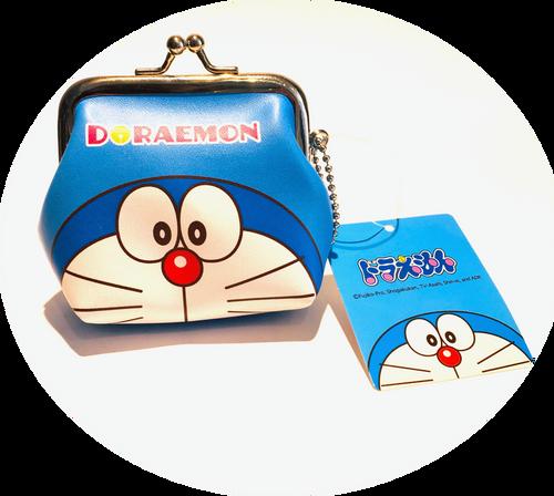 Doraemon Coin Pouch blue