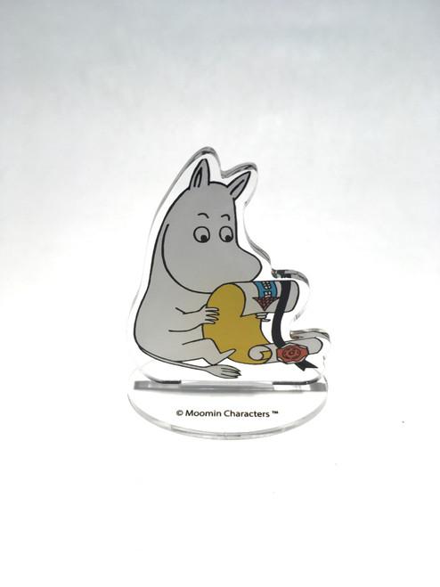 moomin diorama moomintroll