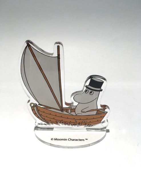 moomin diorama moominpappa