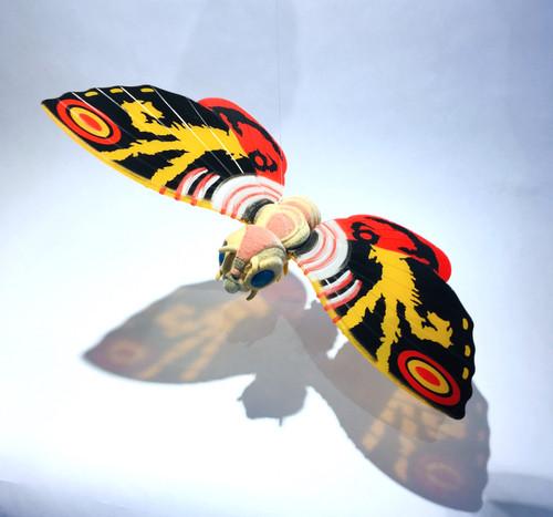 mothra kaiju collectible 7