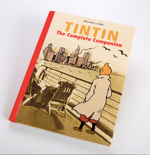 Tintin The Complete Companion michael farr