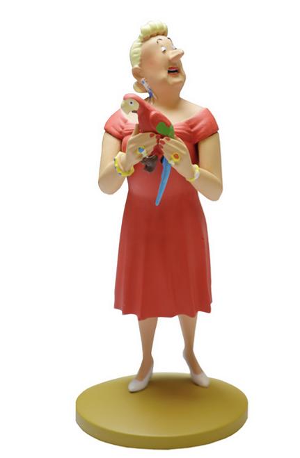 Tintin Figure Castafiore 2
