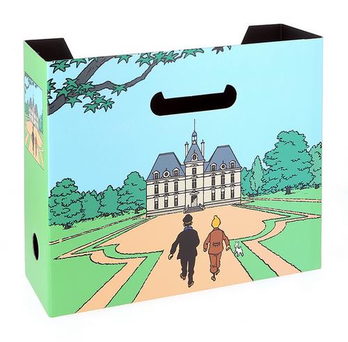 Tintin File Box Moulinsart / Marlinspike Hall