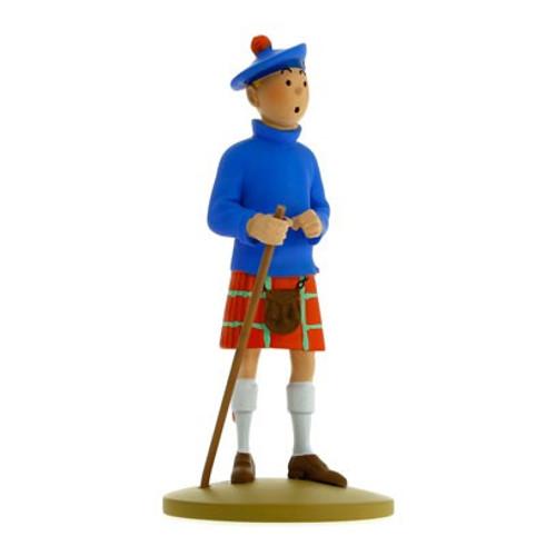 Tintin Figure Kilt