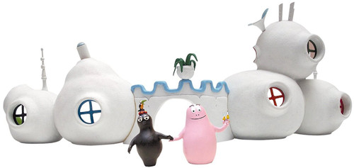 includes barbapapa and barbamama